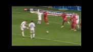 Уелс - Русия 1 - 2 Игнашевич goal