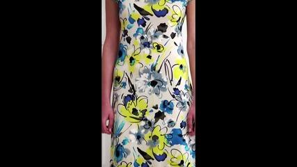 bote - Къса рокля Виола (3)