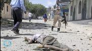 Police: Car Bomb Explodes Outside Restaurant in the Somali Capital