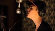 Justin Bieber - Mistletoe ( In The Studio )