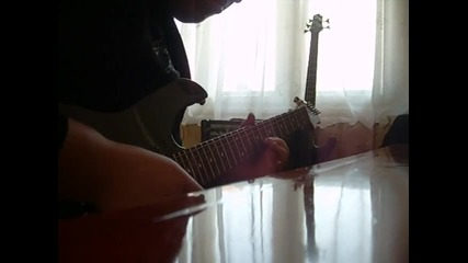 Ac Dc - Shook me all night long guitar solo