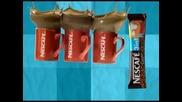Nescafe 3in1 - Животът е повече от анимация