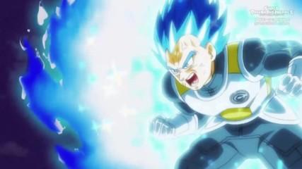 Dragon Ball Heroes - 10 Високо Качество [720p]