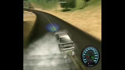 Unreal Crazy Drifting