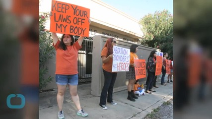 Supreme Court Presses Pause on Abortion Law In Texas