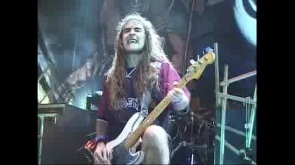 Iron Maiden - The Number Of The Beast ( Rock In Rio )