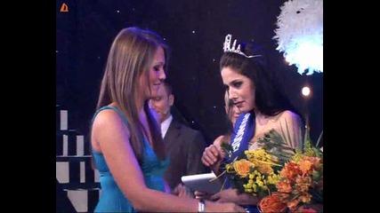Българка - Мис Евромодел Свят 2008 - 2-ро място