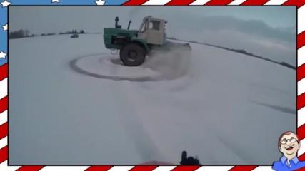 Щура зимна забава