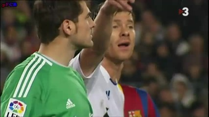 Barcelona - Real Madrid 5:0 [hq]