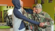"Самозащита с/у улично насилие - док.филм - откриване ""Проект Самозащита"""