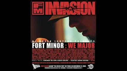 Fort Minor - S.c.o.m.