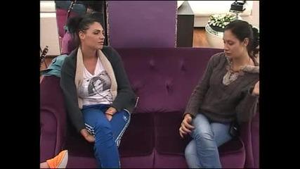 Мариана разказва за концерт на Шакира - Vip Brother 6.11.2012