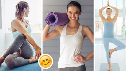 Лесни пози от йогата, с които ще се почувствате като преродени