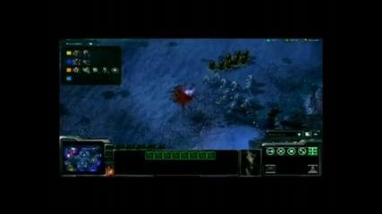Starcraft 2 - 2v2 2009 Exhibition Match Part 3