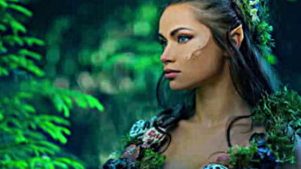 Celtic Elf Music Green Eyed Queen Forest Folk Traditional