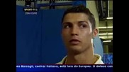 Cristiano Ronaldo Interview 19.06.08