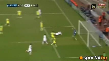 Апоел Никозия - Реал Мадрид 0:3