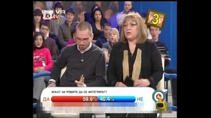 Ром: Българите ни учат да крадем! - Господари на Ефира 20.01.2010