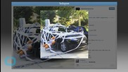 Liam Payne and Louis Tomlinson Cover Niall Horan's Car in Toilet Paper