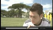 Mesut Ozil : Reklama: !
