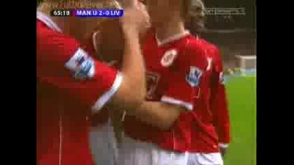 Manchester United - Liverpool 2:0