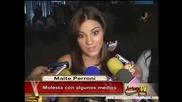 Maite Perroni opina sobre los rumores en torno a ella (arriesga Tv)