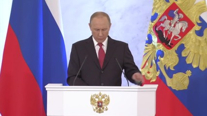 Russia: We won't allow infringement of Russia's rights, will decide our own fate - Putin