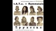 T.a.t.u. & Rammstein - Полчаса Без Тебя (very sad mix)