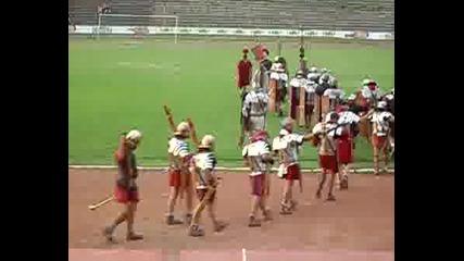Римските Легионери Преминават