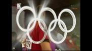 Извънземен Юсейн Болт на финала на 100 м. - 05.08.2012