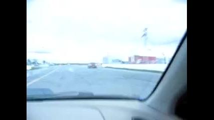 Subaru Drag