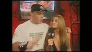 John Cena And Maria Kanelis