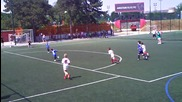 Ariston 2006 - Tinere sperante_half-time 1