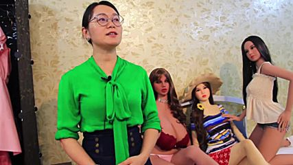 China: Factory supplies made-to-measure sex robots to world of tastes
