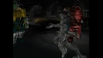 Beast Wars S2 Ep1