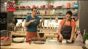 Патладжанени рула със спагети - Бон апети (07.09.2015)