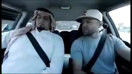 Арабинът се oсра от страх (смях)