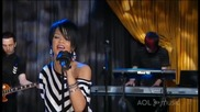 Rihanna - Unfaithful ( Aol Sessions 2 )