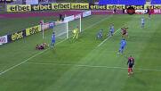 Монтана - Локомотив Пловдив 0:0 /първо полувреме/