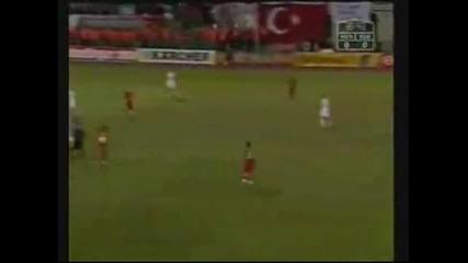 Компилация на головете на Националния Отбор на Турция през Първенствата