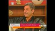 Професор Вучков в Телевизия - Господари на ефира 9.11.09