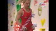 Еп по вдигане на тежести 2010г - Боянка Костова