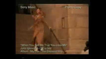 Coco Lee & Julio Iglesias - When You Tell Me