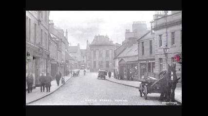 Forfar Town In Scotland