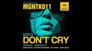 Ntfo - Dont Cry (david Kassi Mix)