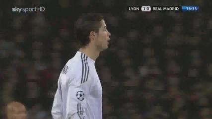 Cristiano Ronaldo vs Lyon Hd 720p
