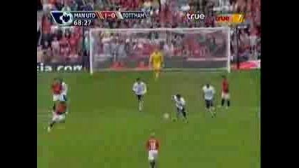 Нани - 1:0 срещу Тотнъм
