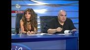 Music Idol 2 - Ненормалника Иван пее сам 17.03.08