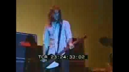 Nirvana - D7 (live)