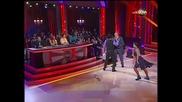 Dancing Stars - Мариан и Михаела - елиминации 2-ри танц (20.03.2014г.)